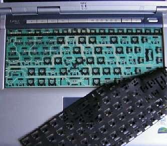 キーボード ノート 掃除 パソコン